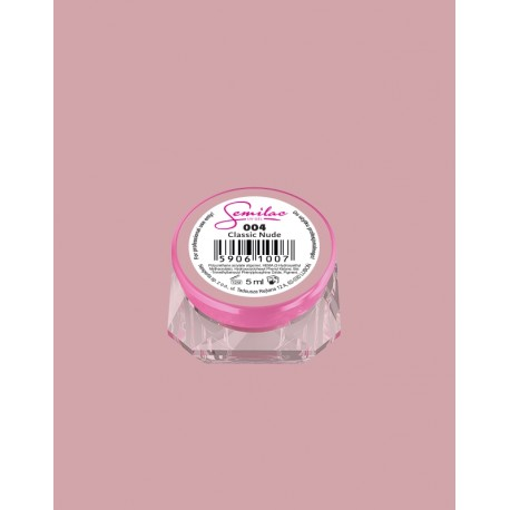 Гель Semilac® UV 004 classic nude