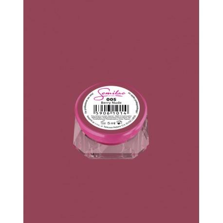 Гель Semilac® UV 005 berry nude