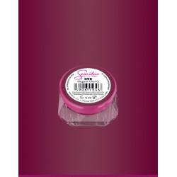 098 UV гель Semilac цвета Elegant Cherry