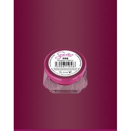 Гель Semilac® UV 098 elegant cherry