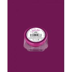 012 UV гель Semilac цвета Pink Cherry 5ml