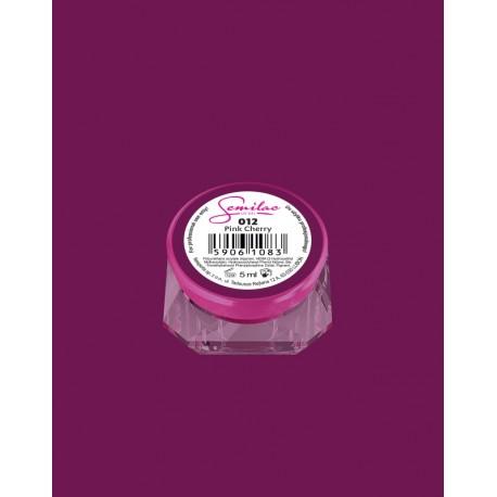 Гель Semilac® UV 012 pink cherry