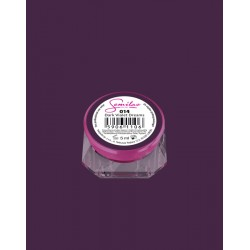 014 UV гель Semilac цвета Dark Violet Dreams 5ml