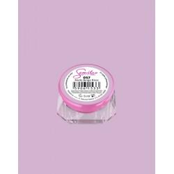 057 UV гель Semilac цвета Nude Beige Rose
