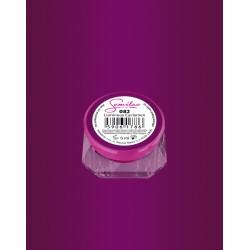 082 UV гель Semilac цвета luminous cyclamen