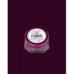 099 UV гель Semilac цвета Dark Purple Wine