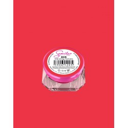 024 UV гель Semilac цвета Vibrating Tomato