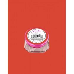 061 UV гель Semilac цвета Juicy Orange