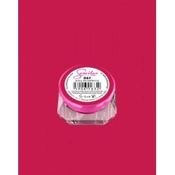 067 UV гель Semilac цвета Juicy Strawberry