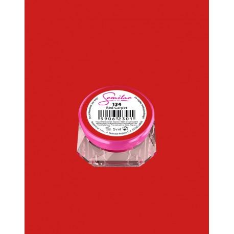 Гель UV Semilac® 134-red-carpet