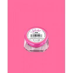 046 UV гель Semilac цвета Intense Pink