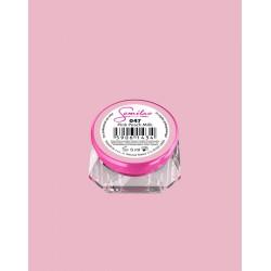 047 UV гель Semilac цвета Pink peach milk