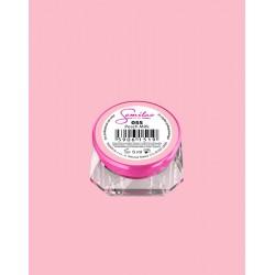 055 UV гель Semilac цвета Peach milk