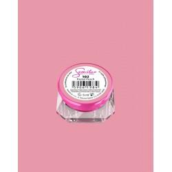 102 UV гель Semilac цвета Pastel peach