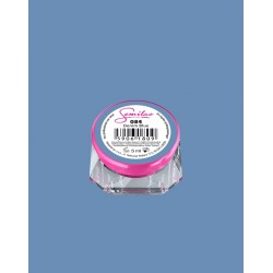 084 UV гель Semilac цвета Denim Blue