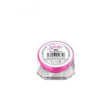 Гель Semilac® UV 001 strong white