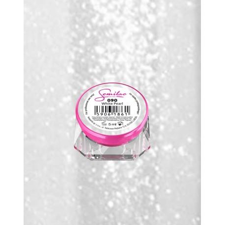 091 UV гель Semilac цвета glitter milk