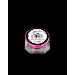 031 UV гель Semilac цвета Black Diamond