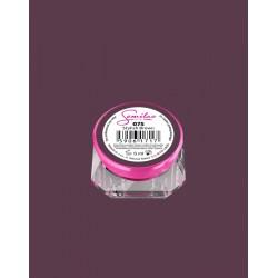 075 UV гель Semilac цвета Stylich Brown