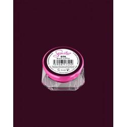 076 UV гель Semilac цвета Black Coffee