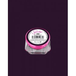 100 UV гель Semilac цвета Black purple