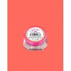 132 UV гель Semilac цвета Orange lollipop