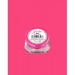 043 UV гель Semilac цвета electric pink