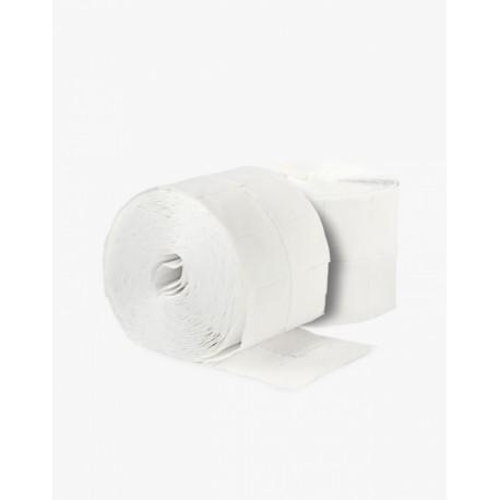 Безворсовые салфетки из хлопка Semilac Quality 12 слоев - 2х500 шт.