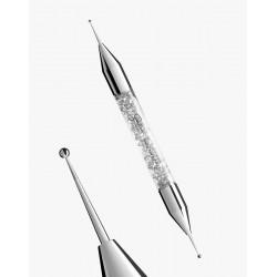 Дотс - инструмент для нанесения точек Semilac® Dotting Tool (02)