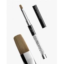 Кисть прямая для росписи гелями №6 Semilac® Gel Brush (6) flat