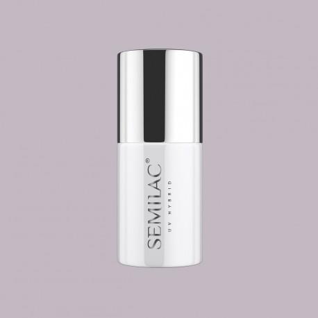 Гель-лак Semilac® 223 Soft Grey Business Line