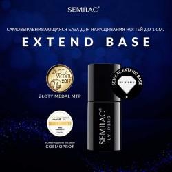 База Semilac® Extend для наращивания 7 мл
