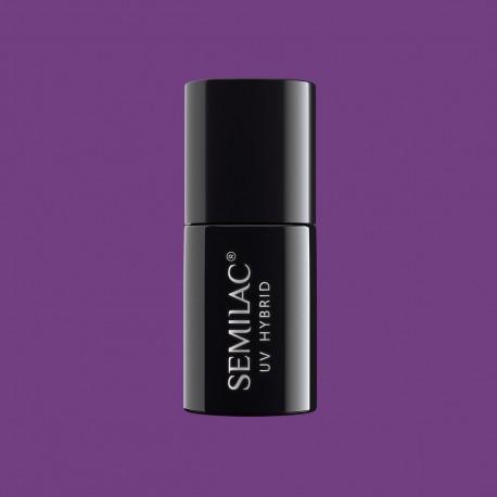 Гель-лак Semilac® 129 Violet Bliss