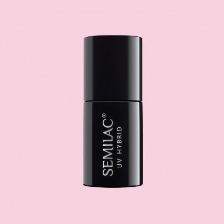 Гель-лак Semilac® 002 Delicate French - TRANSPARENTNY