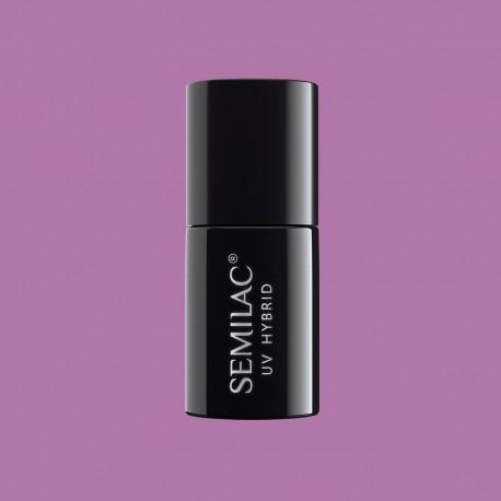 Гель-лак Semilac® 010 Pink & Violet