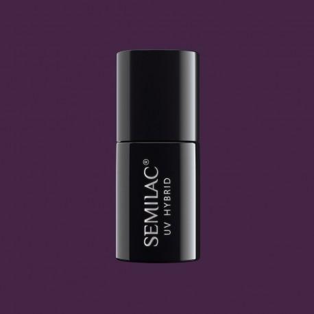 Гель-лак Semilac® 014 Dark Violet Dreams
