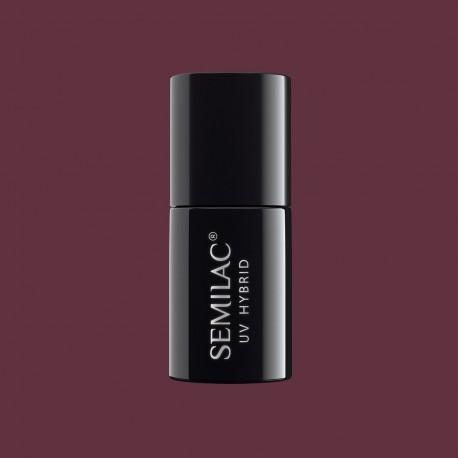 Гель-лак Semilac® 030 Dark Chocolate