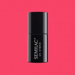 Гель-лак Semilac® 043 Electric Pink