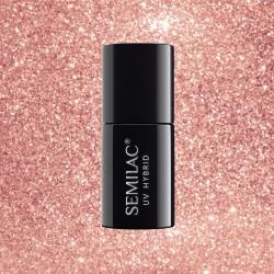Гель-лак Semilac® 094 Pink Gold