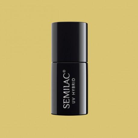 Гель-лак Semilac® 117 Yellow Sphinx
