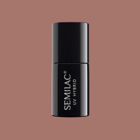 Гель-лак Semilac® 139 Nuts & Caramel