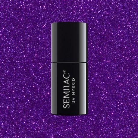 Гель-лак Semilac® 116 Blueberry Kiss